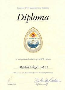 Weger Diploma001 medium