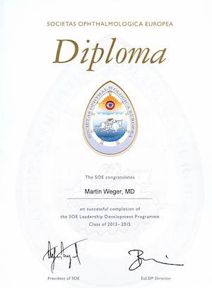 Weger Diploma003 medium